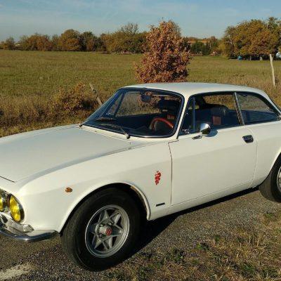 BERTONE GTV 2000 de 1972