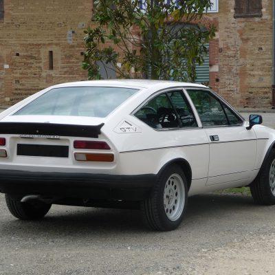 ALFETTA GTV 2000 DELTA de 1980